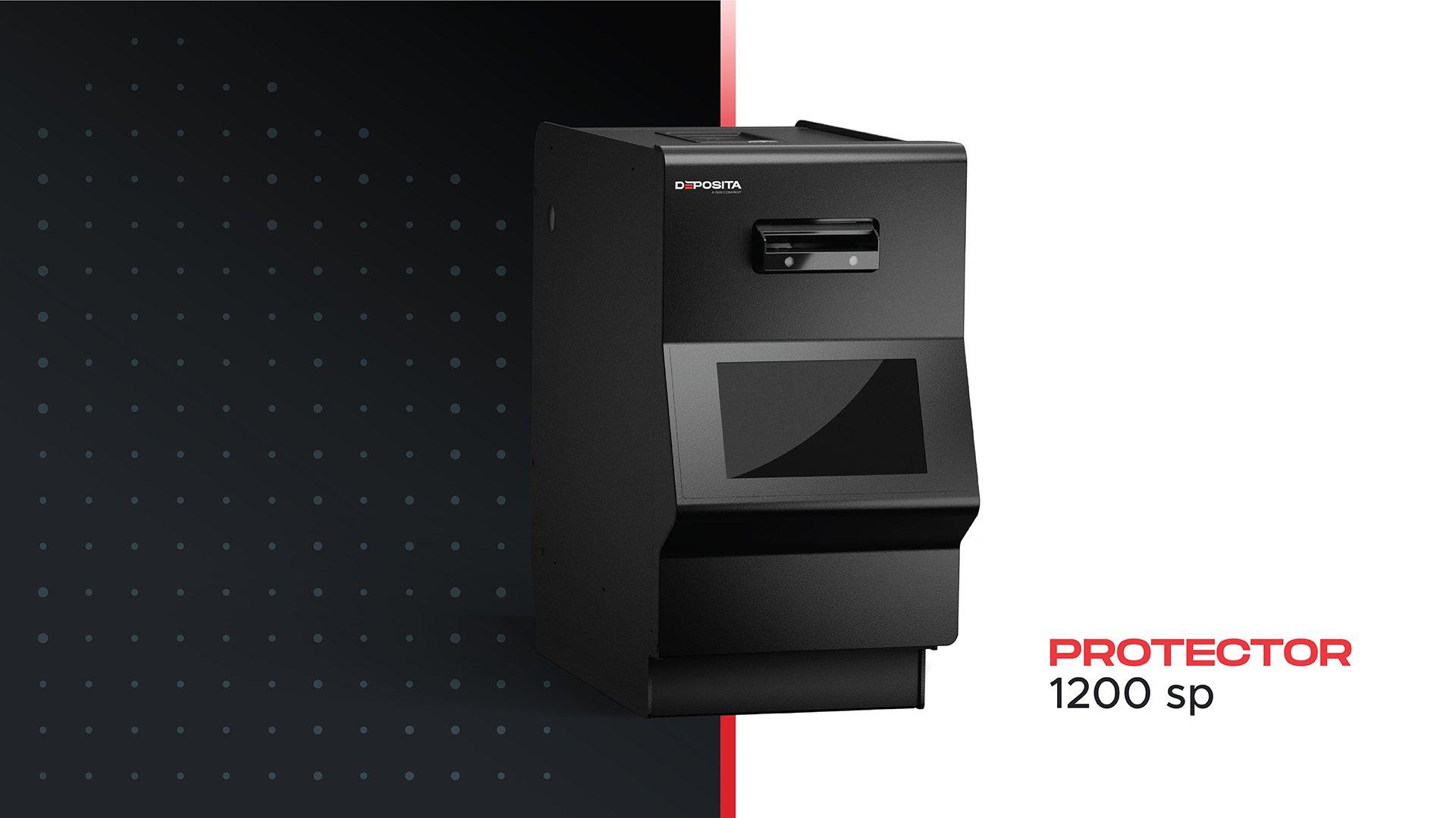 Deposita's Protector 1200 sp Smart-Safe Helps Small-Medium Businesses Thrive